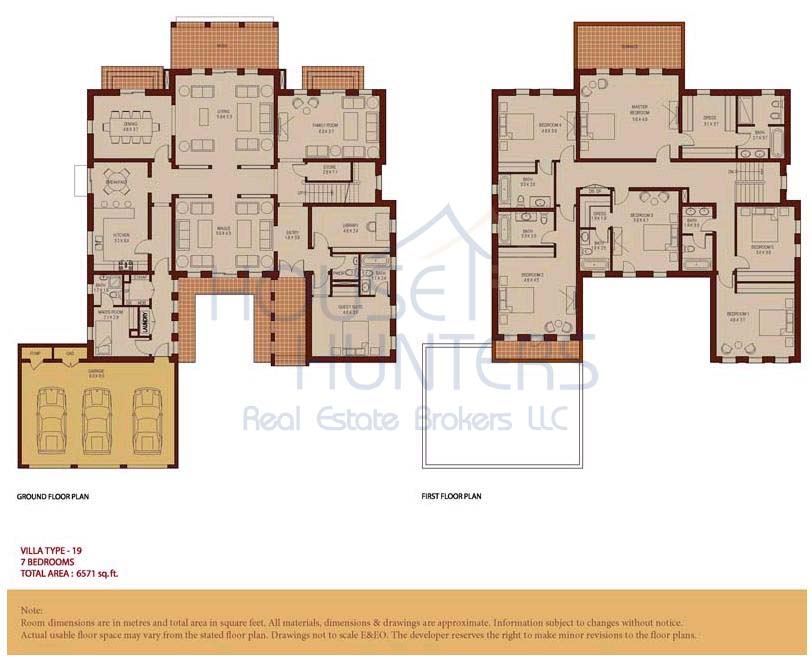 Arabic house designs floor plans wood floors for House plans and designs