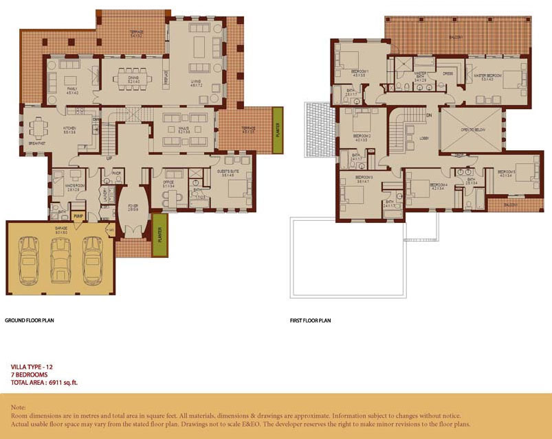 7 bedroom house floor plans House design plans – 7 Bedroom House Floor Plans