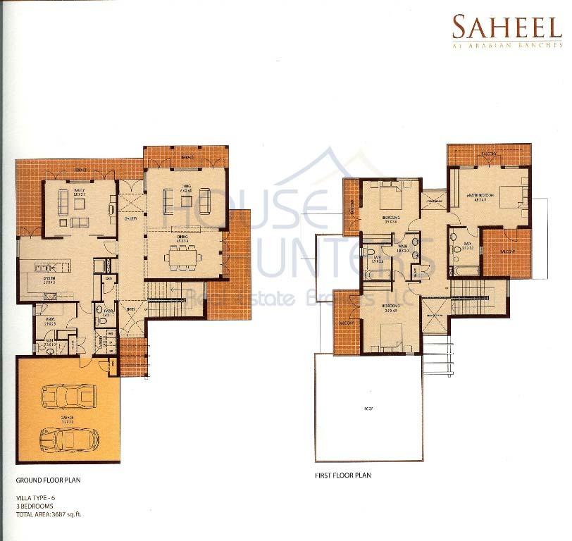 V Shaped Floor Plans